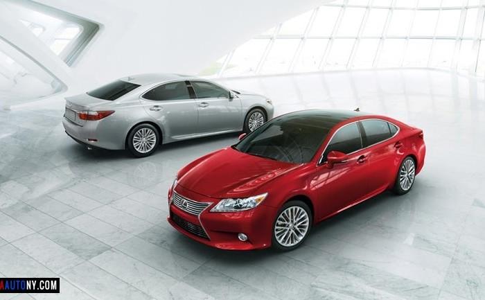 Lexus ES 350 Lease Deals NY NJ CT PA MA