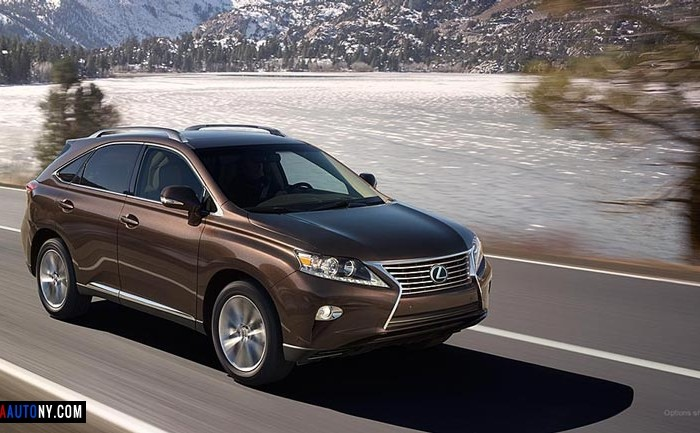 Lexus RX 350 Lease Deals NY NJ CT PA MA