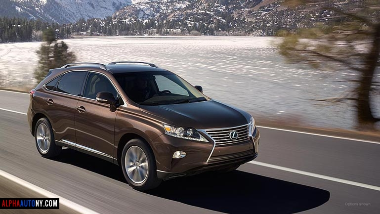 Lexus RX 350 Lease Deals NY, NJ, CT, PA, MA - AlphaAutoNY.com