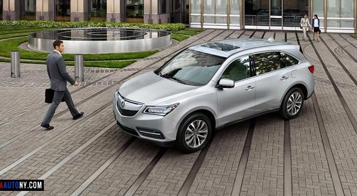 Acura MDX Lease Deals NY, NJ, CT, PA, MA - AlphaAutoNY.com