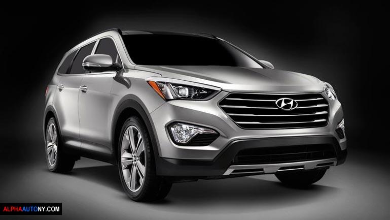 Hyundai santa fe leases