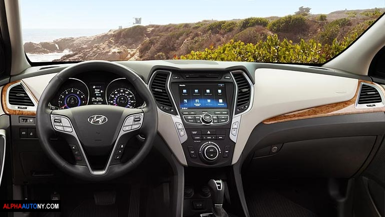 Hyundai Santa Fe Sport Lease Deals NY, NJ, CT, PA, MA - AlphaAutoNY.com