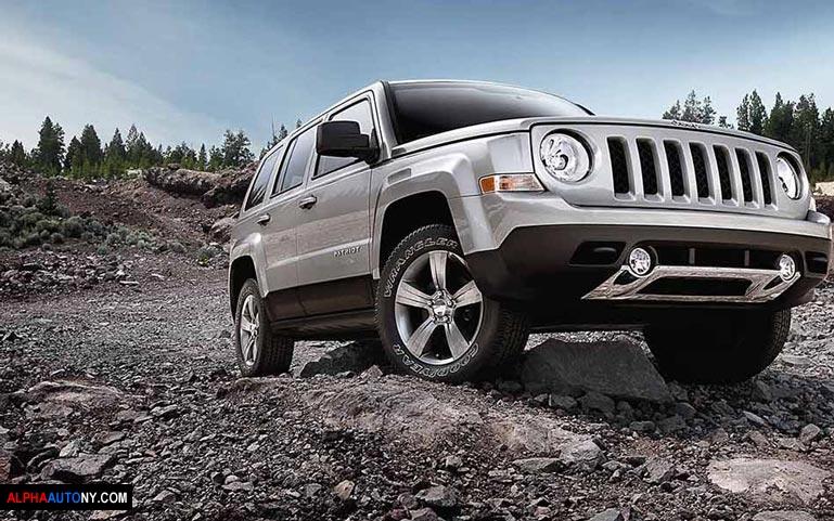 2015 Jeep Patriot ...