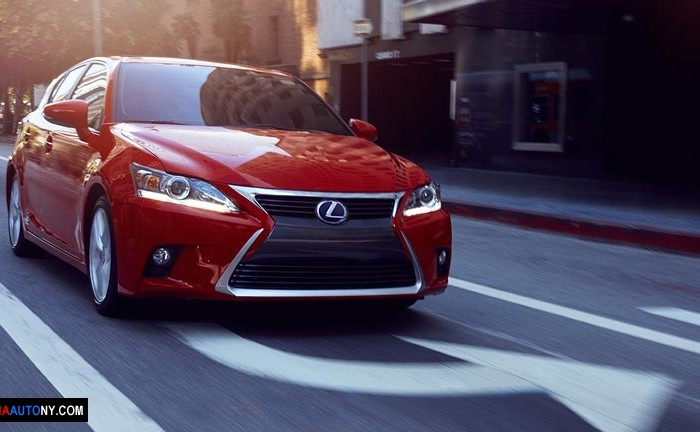 Best lexus deals on lease