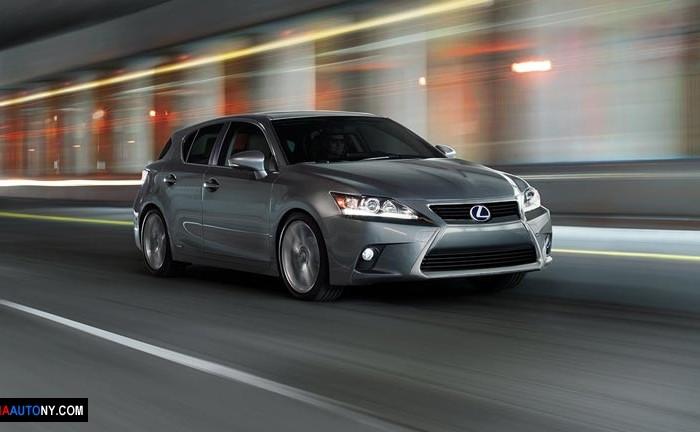 Lexus ct200h lease specials