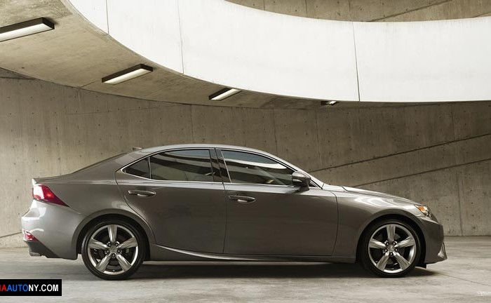 ... 2015 Lexus IS250 ...