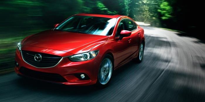 Mazda 6 Lease Deals NY, NJ, CT, PA, MA - AlphaAutoNY.com