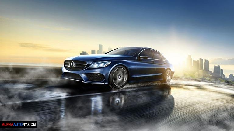 2015 Mercedes Benz C300 ...