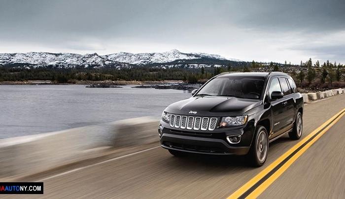 2016 2016 Jeep Compass