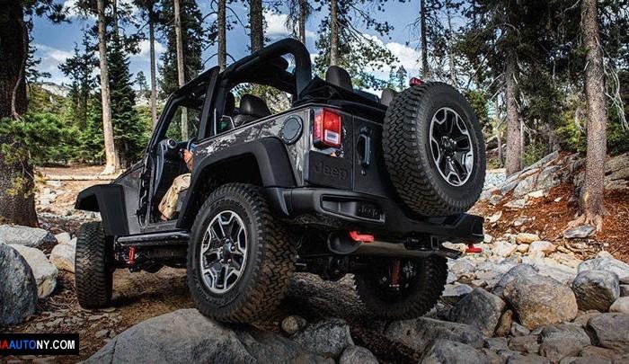 2016 2016 Jeep Wrangler