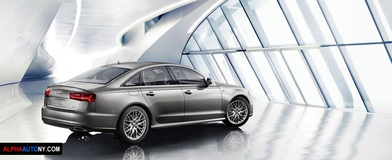 2016 Audi A6 Lease Deals NY, NJ, CT, PA, MA - AlphaAutoNY.com