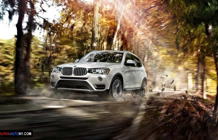2016 2016 BMW X3