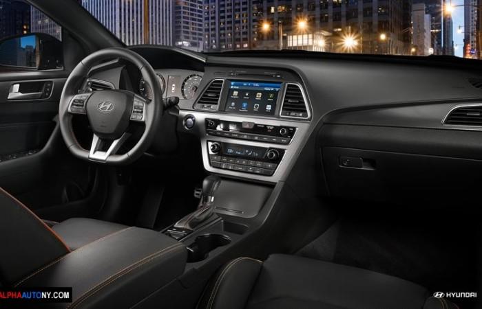 2016 2016 Hyundai Sonata