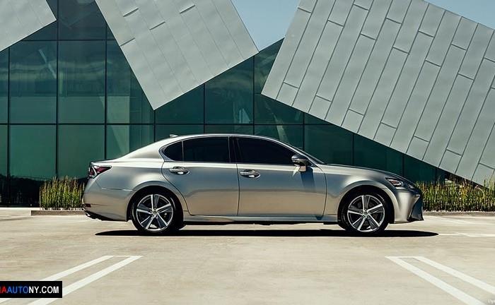 2016 2016 Lexus GS 350