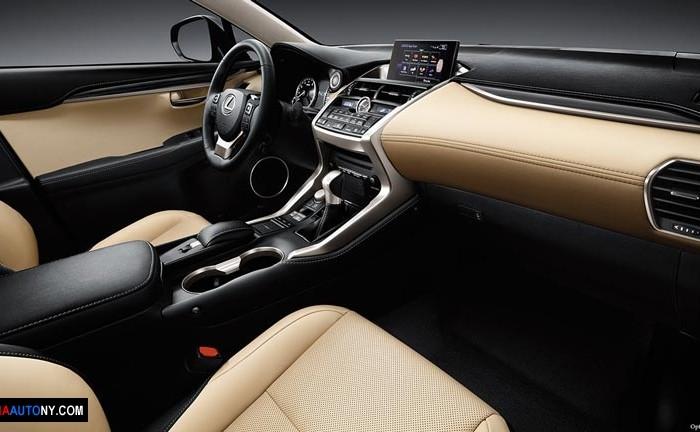 2016 2016 Lexus NX 200t
