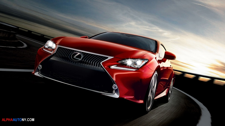 2016 Lexus RC 350 Coupe. Ready To Lease