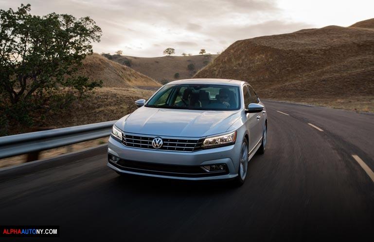 2016 Volkswagen Passat Lease Deals NY, NJ, CT, PA, MA - AlphaAutoNY.com